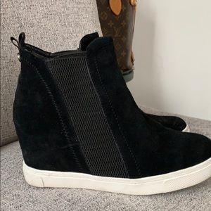 Steve Madden Leii Wedge Sneaker